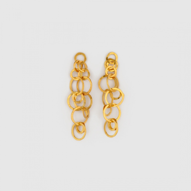 Earrings Noces de Cana