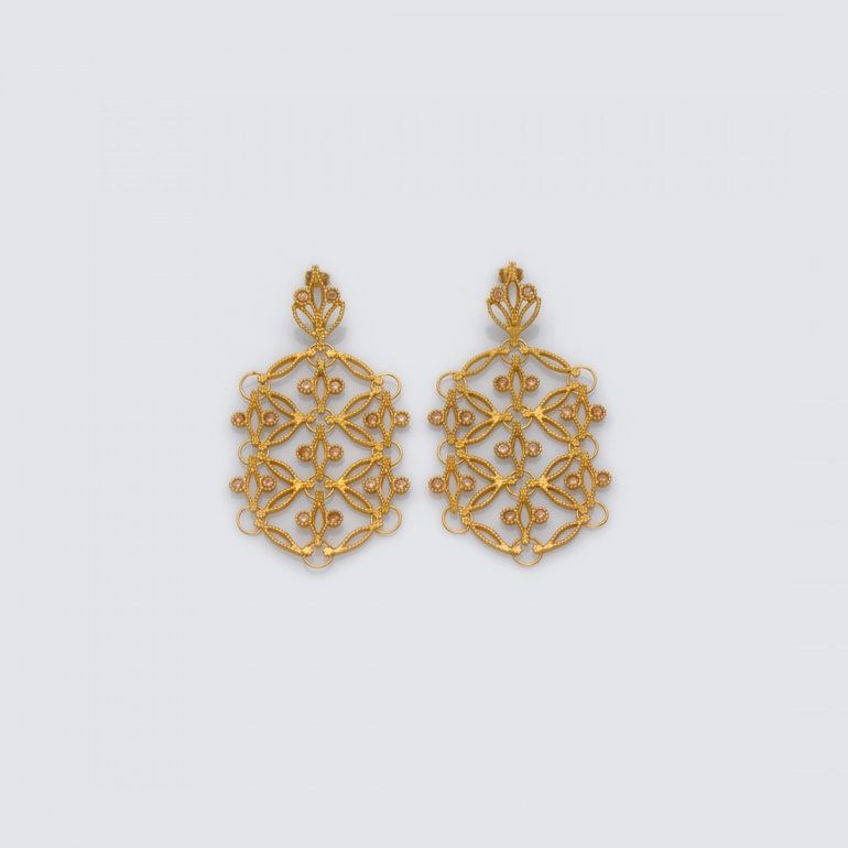Earrings Malak