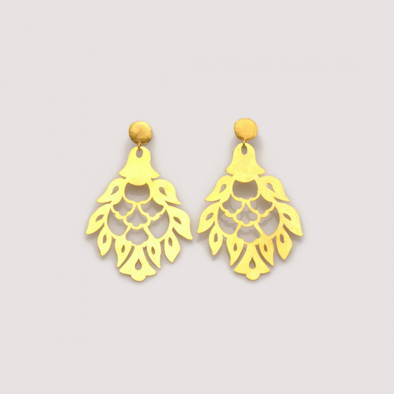 Earrings Ottoman 1