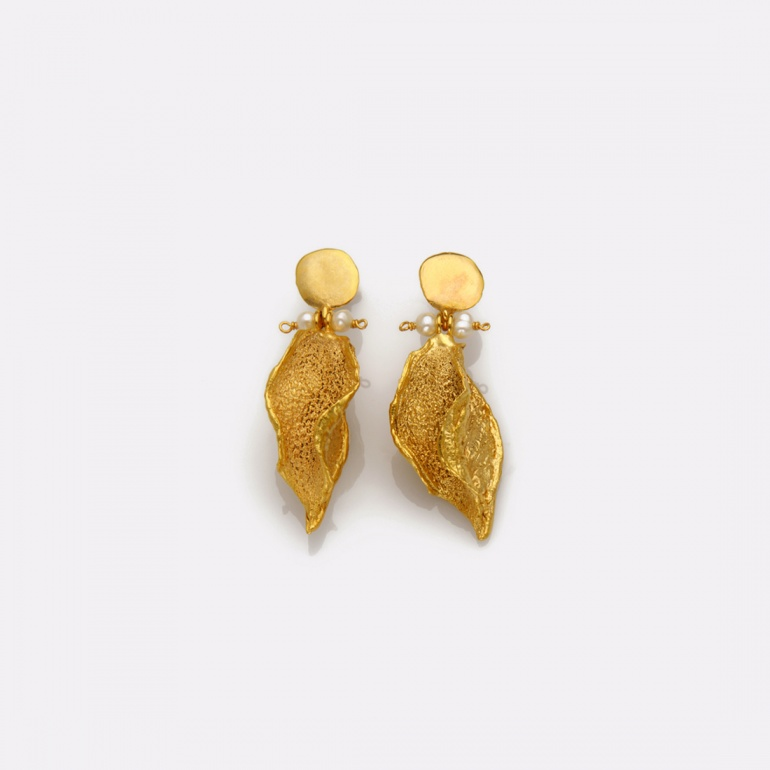 Earrings Fruit 2