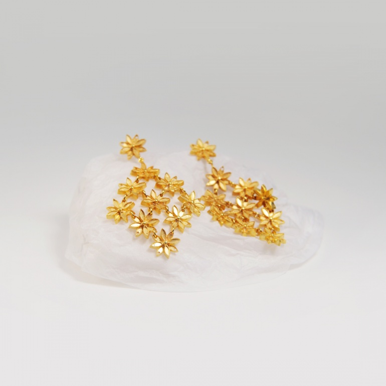 Earrings Zahra