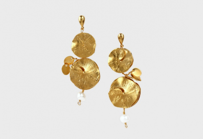 Earrings Khatmeh