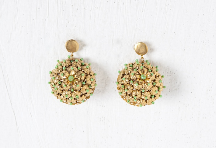 Earrings Cactus 6